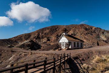Calico Geisterstadt von Keesnan Dogger Fotografie