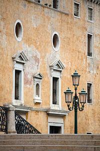 Gelbes Haus in Venedig