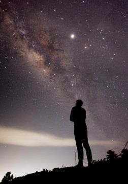 Sternengucken von Lucas De Jong