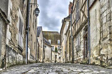 Bourges, Rue de l'hotel de l allemant von