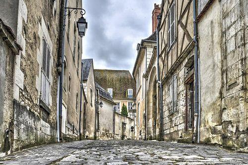 Bourges, Rue de l'hotel de l allemant van