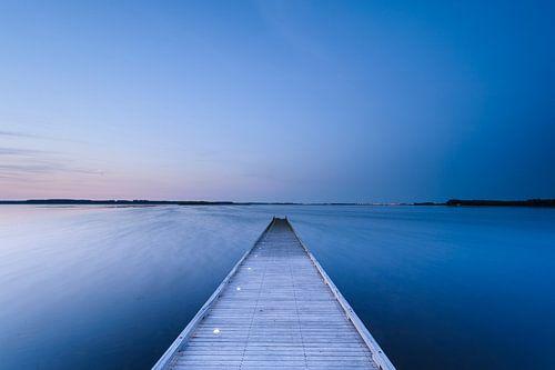 Steiger aan het Gooimeer