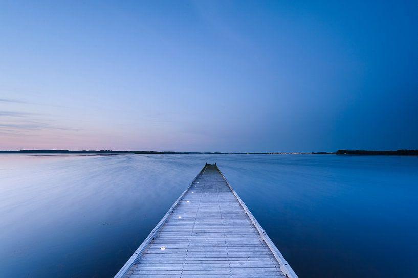 Steiger aan het Gooimeer van Arjan Keers
