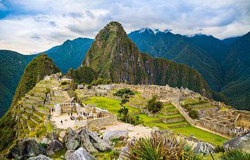 Machu Picchu sur Ivo de Rooij
