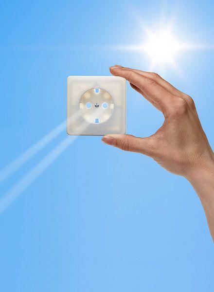Zonne-energie van Achim Prill