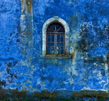 Alte Fenster2 von Henk Leijen
