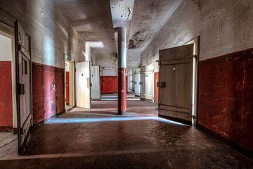 DDR Gevangenis van Vincent den Hertog