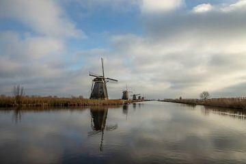 Kinderdijk, de molens van Gert Hilbink