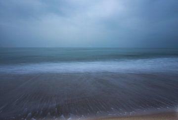 Strand van Scheveningen von Monica Zimmermans
