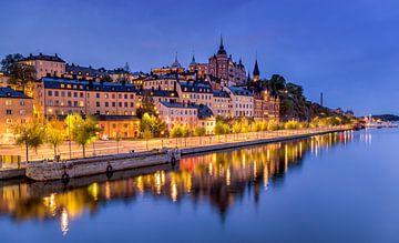 Abend in Stockholm von Adelheid Smitt