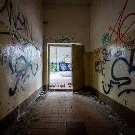 Die Tür von Tilo Grellmann