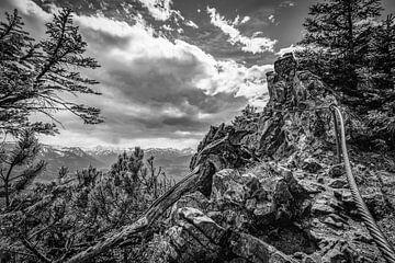 Klettern in Allgäu von MindScape Photography