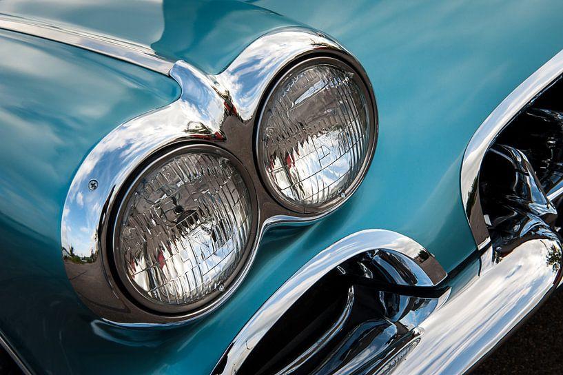 1959 Chevrolet Corvette van Wim Slootweg