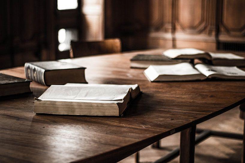 The books van 3,14 Photography