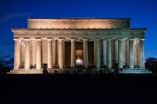 Lincoln Memorial - Washington D.C. van
