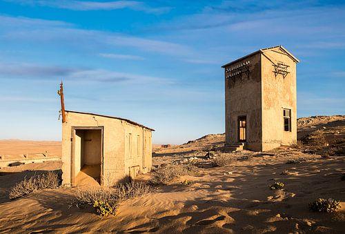 Kolmanskop van