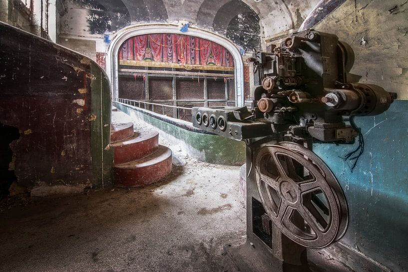 Theater Varia von Truus Nijland