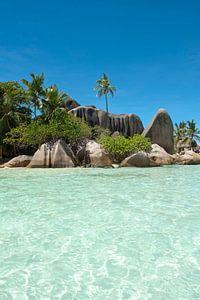 Seychellen: zon, zee, strand van