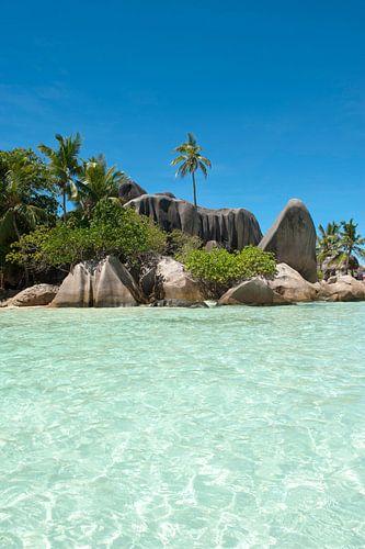 Seychellen: zon, zee, strand