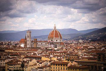 Florence, Italie sur Isabel van Veen