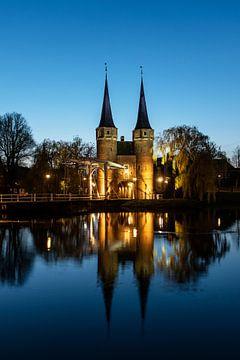 Delft. Osttor. Foto: Gerrit de Heus. von Gerrit de Heus