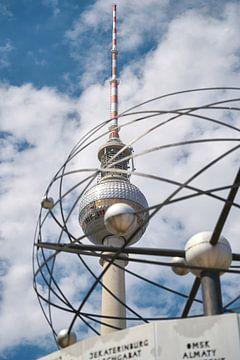 Tour de télévision à Berlin