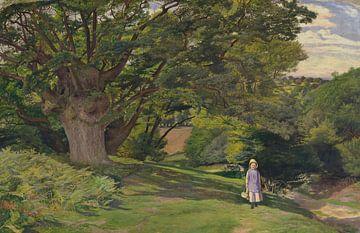 William Henry Millais (1828 - 1899) - Künstler (britisch)-Hayes Oft