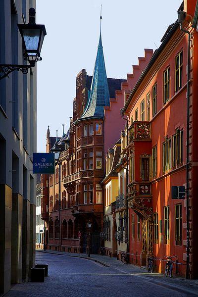 Haus zum Walfisch Freiburg von Patrick Lohmüller