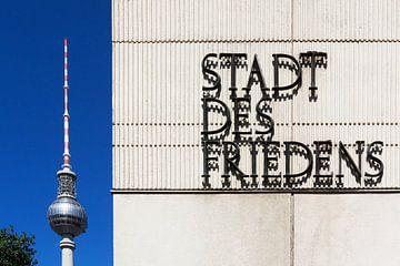 Stadt des Friedens - Berlin von Frank Herrmann