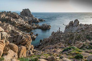 capo testa teresa di gallura , auf der Insel Sardinien von Compuinfoto .