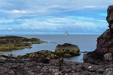 Hijs de zeilen - Loch Ewe - Schotland von Jeroen(JAC) de Jong