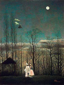 Karnevalsabend, Henri Rousseau