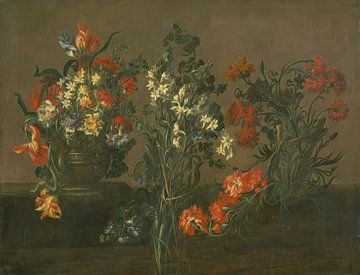 Stillleben mit Blumen, Jakob Bogdány