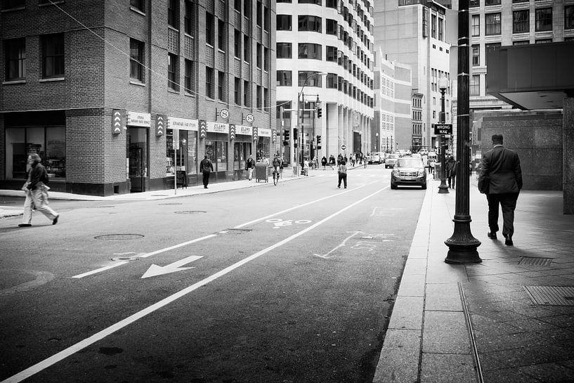 Boston Downtown van Alexander Voss