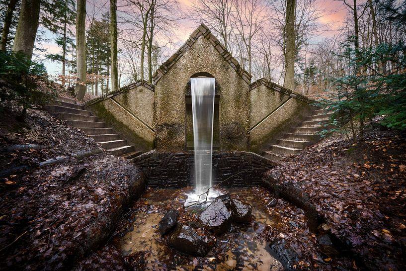 Der himmlische Berg | Landschaft & Kunst von Steven Dijkshoorn