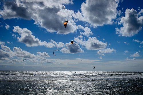 Kitesurfen IJmuiden van Ipo Reinhold