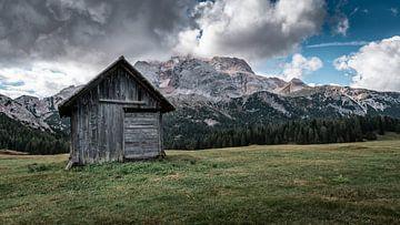 Holzhütte auf der Plätzwiese von Steffen Peters