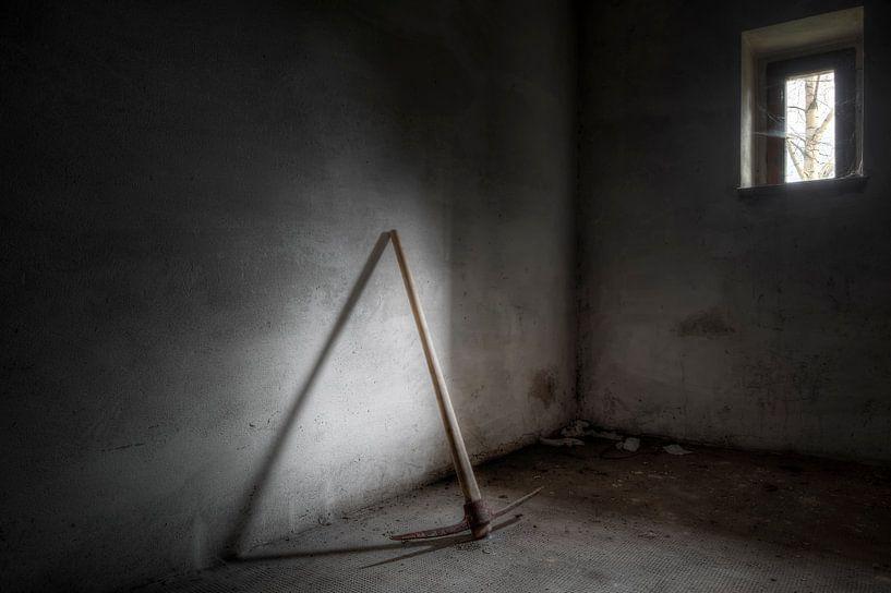 Het verloren houweel van Steve Mestdagh