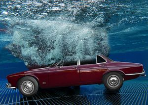 Jaguar XJ duiken