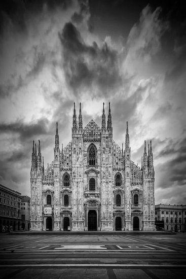 MILAN Cathedral Santa Maria Nascente van Melanie Viola
