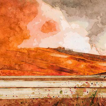 Tuscany van Andreas Wemmje