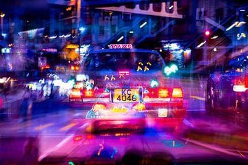 Taxi de Hong Kong sur Guido Pijper