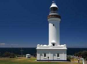 Lighthouse Norah Head, Australien von Rainer Elpel
