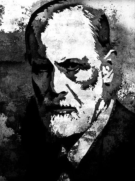 Sigmund Freud von Maarten Knops