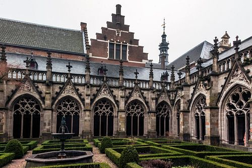 Het Pandhof in Utrecht