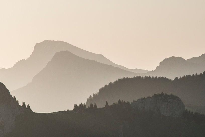 Le Mont de Grange van Antoine Berger
