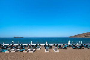 Strand van Petra - Lesbos