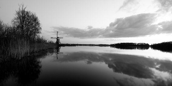 Stille weerspiegeling