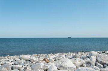Kieselsteine Am Strand von Melvin Fotografie