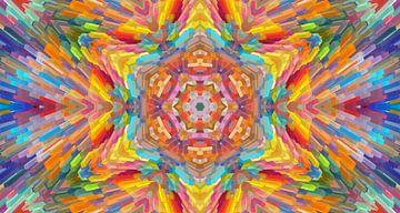 Style Mandala 40 sur Marion Tenbergen